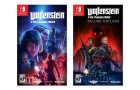 Boîte US de Wolfenstein: Youngblood sur Switch