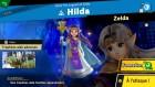 Infographie de Super Smash Bros. Ultimate sur Switch