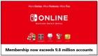 Infographie de Nintendo Switch Online