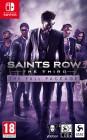 Boîte FR de Saints Row: The Third sur Switch