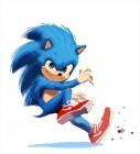 Artworks de Sonic Mania sur Switch