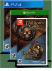 Boîte US de Baldur's Gate : Siege of Dragonspear sur Switch