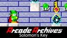 Artworks de Arcade Archives Solomon's Key sur Switch