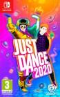 Boîte FR de Just Dance 2020 sur Switch