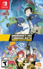 Boîte US de Digimon Story Cyber Sleuth: Complete Edition sur Switch