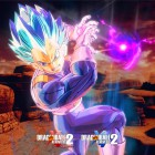 Artworks de Dragon Ball Xenoverse 2 sur Switch