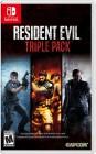 Boîte US de Resident Evil 4 sur Switch