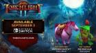 Capture de site web de Torchlight II sur Switch