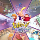 Artworks de Titeuf Mega Party sur Switch