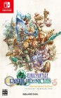 Boîte JAP de Final Fantasy Crystal Chronicles Remastered sur Switch