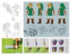 Artworks de The Legend of Zelda: Link's Awakening sur Switch