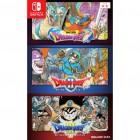 Boîte JAP de Dragon Quest Collection sur Switch