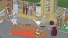 Screenshots de Untitled Goose Game sur Switch