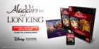 Collector de Disney Classic Games :  Aladdin and the Lion King sur Switch