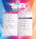 Artworks de Let's Sing 2020 Hits Français et Internationaux sur Switch