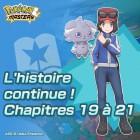 Artworks de Pokémon Masters sur Mobile