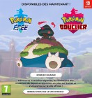 Capture de site web de Pokémon Epée & Bouclier sur Switch