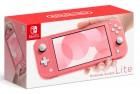 Capture de site web de Nintendo Switch Lite sur Switch Lite