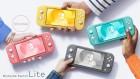 Photos de Nintendo Switch Lite sur Switch Lite