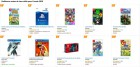 Capture de site web de Animal Crossing: New Horizons sur Switch