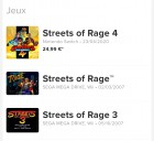 Capture de site web de Streets of Rage 4 sur Switch