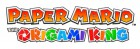 Logo de Paper Mario: The Origami King sur Switch