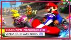 Infographie de Mario Kart 8 Deluxe sur Switch