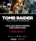 Capture de site web de Tomb Raider The Ultimate Experience sur Switch