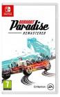 Boîte FR de Burnout Paradise Remastered sur Switch