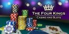 Logo de The Four Kings Casino and Slots sur Switch
