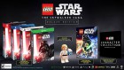 Photos de LEGO Star Wars : The Skywalker Saga sur Switch