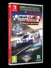 Boîte FR de Gear.Club Unlimited 2 – Tracks Edition sur Switch