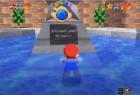 Screenshots de Super Mario 64 sur N64