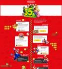 Capture de site web de Nintendo