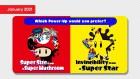 Capture de site web de Splatoon 2 sur Switch