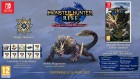 Collector de Monster Hunter Rise sur Switch