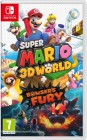 Image Super Mario 3D World + Bowser's Fury (Switch)