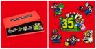 Capture de site web de 35 ans de Super Mario Bros