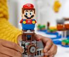 Capture de site web de LEGO Super Mario