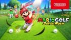 Artworks de Mario Golf Super Rush sur Switch