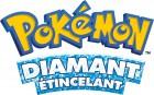 Logo de Pokémon Diamant Étincelant & Pokémon Perle Scintillante sur Switch