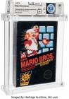 Capture de site web de Super Mario Bros sur NES