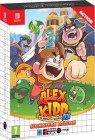 Boîte FR de Alex Kidd in Miracle World DX sur Switch