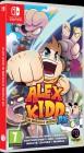 Screenshots de Alex Kidd in Miracle World DX sur Switch