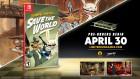 Boîte US de Sam & Max Save the World Remastered sur Switch
