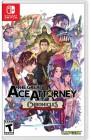 Boîte US de The Great Ace Attorney Chronicles sur Switch