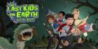Artworks de The Last Kids on Earth et le Sceptre Maudit sur Switch