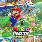Artworks de Mario Party Superstars sur Switch