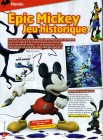 Divers de Disney Epic Mickey sur Wii