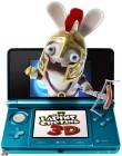 Artworks de The Lapins Crétins : Retour vers le Passé sur 3DS